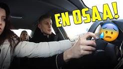 Ekaa Kertaa Ajamassa Manuaalivaihteisella Autolla! 😨