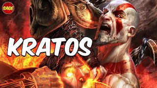 "Who is DC Comics' Kratos? The best ""god of war"" EVER was a mortal."