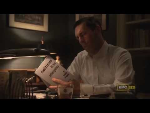 Mad Men - Meditations in an emergency - Mayakovsky - Frank O'Hara - Don Draper