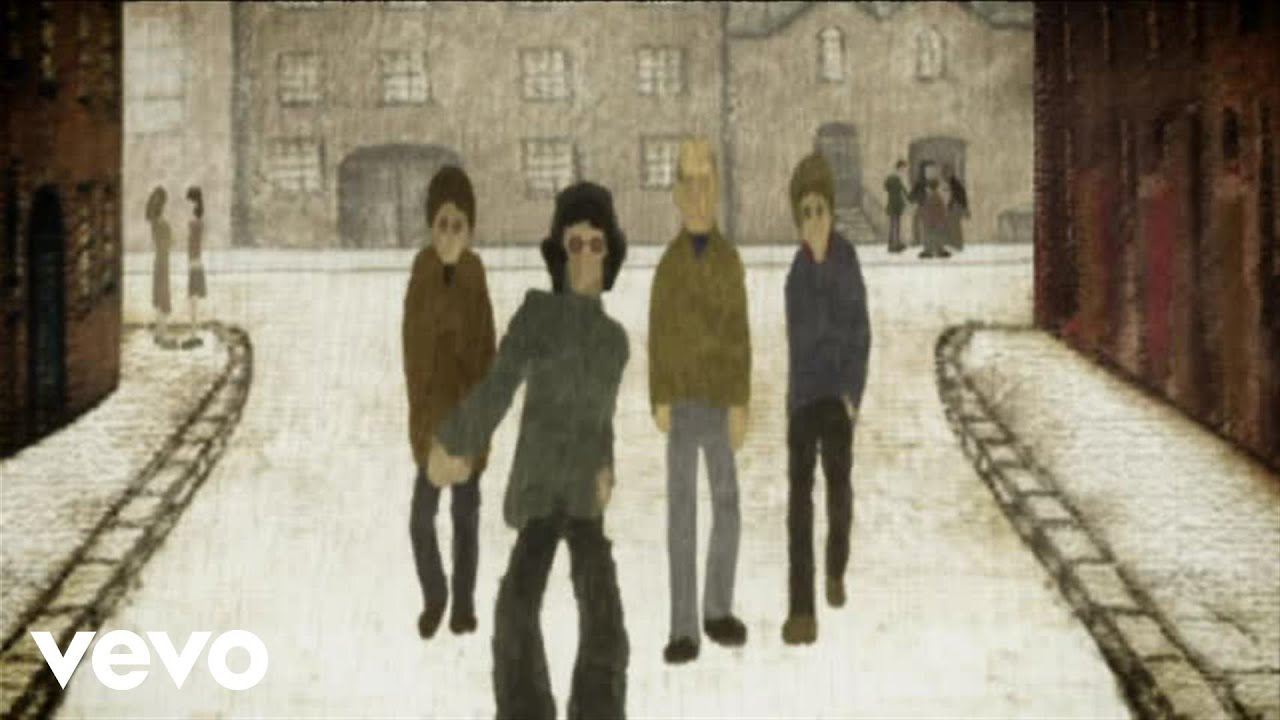 Oasis - The Masterplan #1