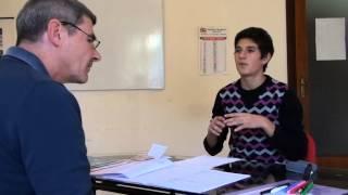 GESE Grade 7 (B2) sample video No.1