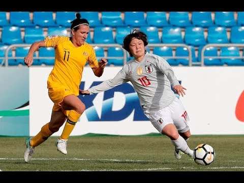 Japan 1-1 Australia (AFC Women's Asian Cup 2018: Group Stage)