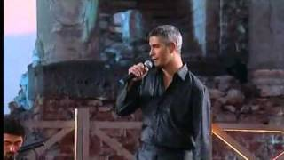 Alessandro Safina in Concert: Only You (2001)Theatre at Taormina, Sicily.