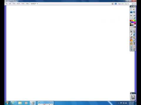 Toolbar Basics for Promethean ActivInspire
