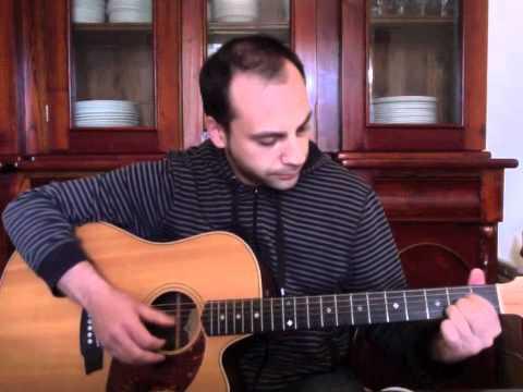 Sheryl Crow - Strong Enough (solo acoustic arrangement)