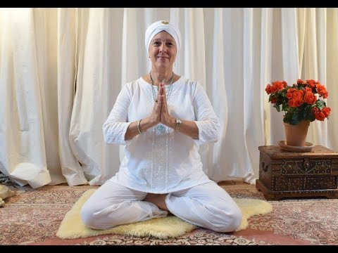 Adi Shakti - Celestial Communication Meditation With Gurudass Kaur