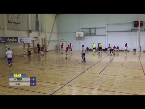 FC INTER STAR* - Baltic International Bank || Elites līga
