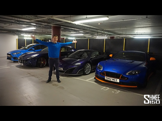 Meet The Supercar Vlogger With Seven Million Followers On Social