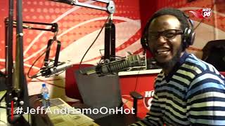 The Hot Breakfast : Prof  Hamo does not know who sang careless whisper