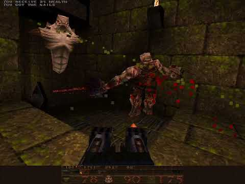 PC Longplay [1061] Quake (Part 1 Of 3)