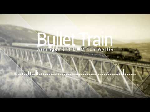 Bullet Train - (Easy Listening Piano Arrangement)