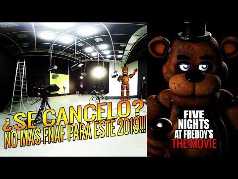 ¡CANCELADO! Five Nights at Freddy's La Película Noticias (Blumhouse 2020) thumbnail