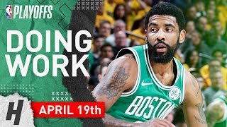 Kyrie Irving Full Game 3 Highlights Celtics vs Pacers 2019 NBA Playoffs - 19 Pts, 10 Assists!