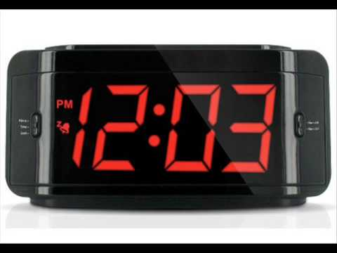 Efecto De Sonido Alarma Reloj Despertador Youtube