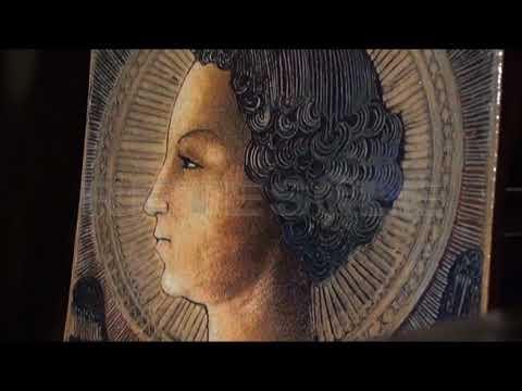 Retesole tglazio scoperto nuovo dipinto leonardo museo leonardo