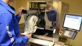880 Auto Wrapper Detailed Demo for Grocery Retailers - METTLER TOLEDO Retail - EN