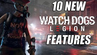 Watch Dogs Legion -10 New Things You Need To Know