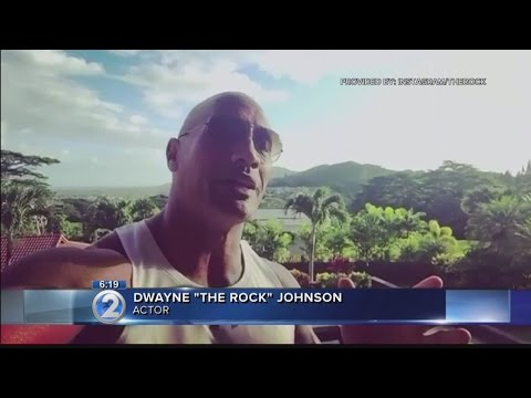 Dwayne 'The Rock' Johnson to host special Pearl Harbor anniversary event