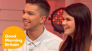 Matt Terry and Saara Aalto on Life After The X Factor   Good Morning Britain