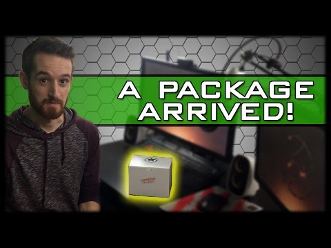 A Confidential Package From Kontrol Freek!