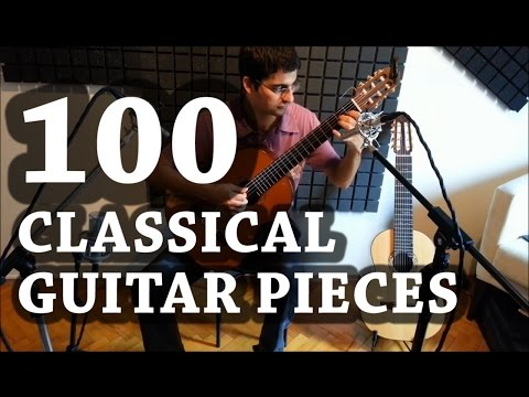 100 Classical Guitar Pieces - History of the Classical Guitar