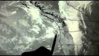 North Pacific Low Pressure Killed part 3 on 9 25 14