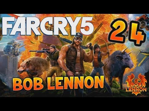 ON CHASSE À LA PELLE !!! Far Cry 5 - Ep.24 - avec Bob Lennon