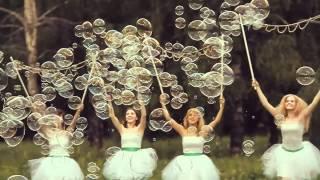 Шоу мыльных пузырей  Тольятти Самара Россия