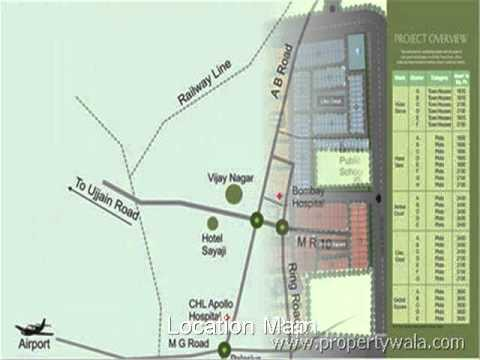 DLF Garden City - Bypass Road, Indore