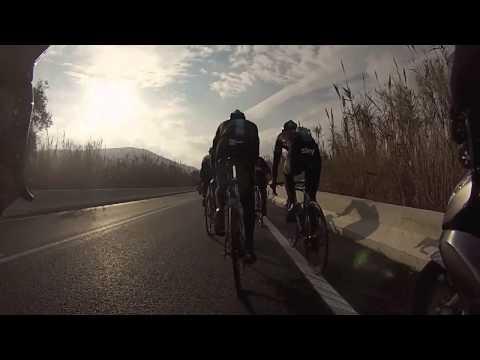 Team Sky Training Ride in Mallorca with Gatorade & Wiggle