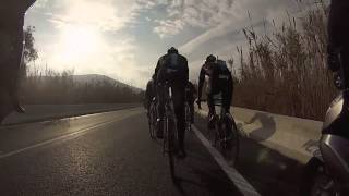 Team Sky Training Ride in Mallorca with Gatorade & Wiggle