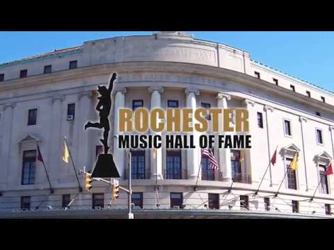 2017 ROCHESTER MUSIC HALL OF FAME AWARDS - APRIL 30TH EASTMAN THEATER KODAK HALL!