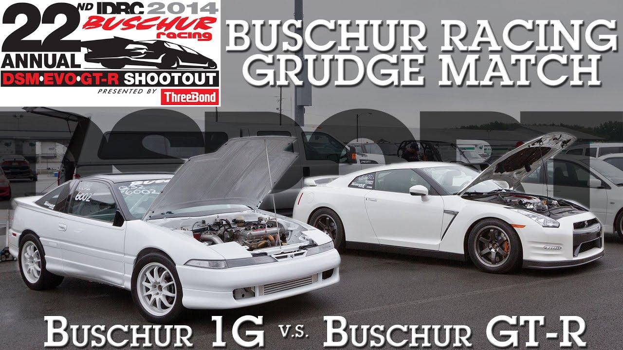 The Grudge Match - Buschur 1G vs  Buschur GT-R