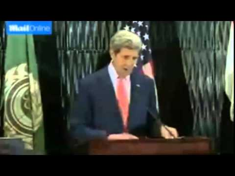 John Kerry : Gaza ceasefire edging closer