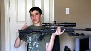 Repeat youtube video Review - KJW KC02 Gas Blowback Carbine