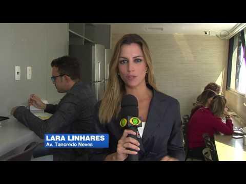 """Band Cidade - """"57% deixam de almoçar na rua"""""""