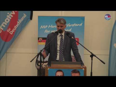 Dr. Marc Jongen (AfD) - Gegen das System der Deutschland-Abschaffer
