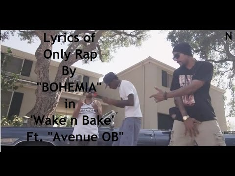 BOHEMIA - Lyrics of Only Rap by