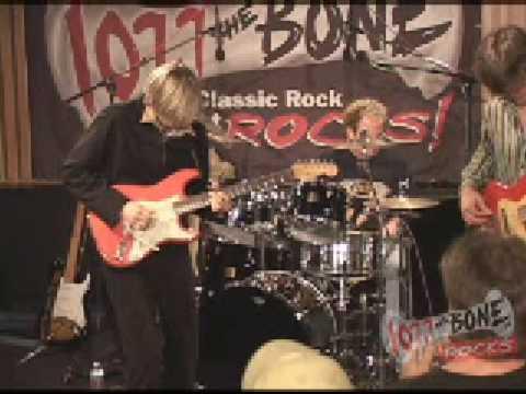 Eric Johnson  @ 107 7 The Bone Trademark