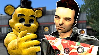 We Trashed a Pizzeria & FNAF Animatronics attacked!  Garry's Mod Gameplay