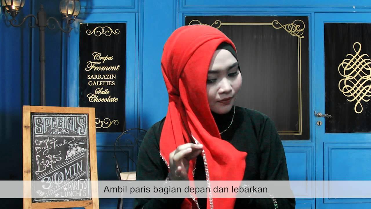TUTORIAL HIJAB PARIS AYLA By NOVI AYLA YouTube