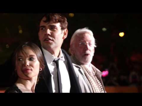 Hyena Road: Rossif Sutherland TIFF 2015 Movie Premiere Gala Arrival