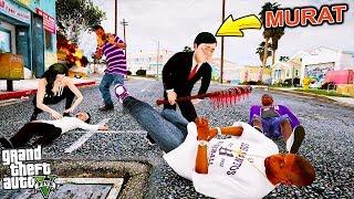 MURAT ABİSİNİ DÖVEN KEKOLARA ODUNU VERİYOR! - GTA 5 MURAT'IN HAYATI