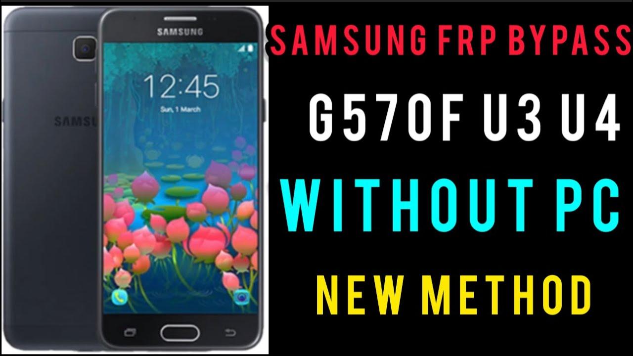 Samsung J5 Prime G570f frp bypass |App not installing |Sim Method not working 2021