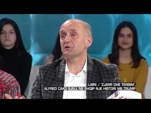Zone e lire - Alfred Cako - Sjell ne shqip nje histori me Trump! (09 mars 2018)