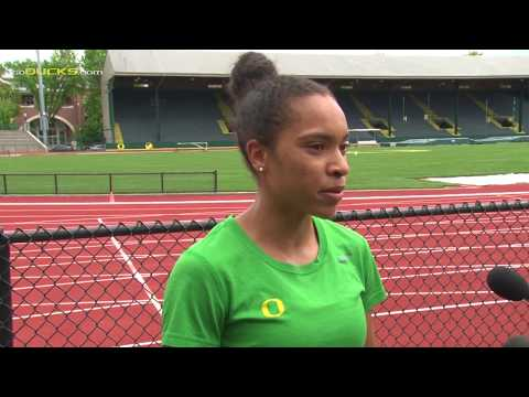 Makenzie Dunmore and the retooled Ducks are in the Pac-12 fight: Oregon track & field rundown