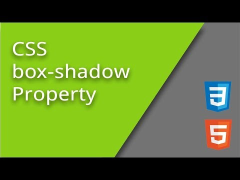 CSS Box-shadow
