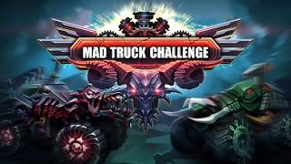 Mad Truck Challenge - Official Game Trailer