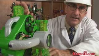 Ben 10 Alien Creation Laboratory Evil Alien Toys Experiment