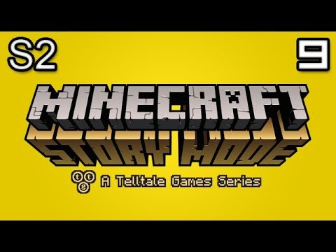 Minecraft Story Mode Let's Play: S2E3 Part 2 - Bad To Worse